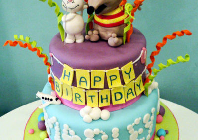 cartoon-character-cake