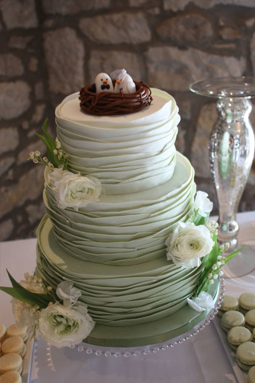 Tumblr Wedding Cake